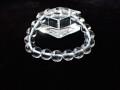 CA0237 【稀少】 チベット カイラス産 水晶 10mm ブレスレット