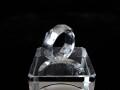 CC0558 【限定価格】 ガネーシュヒマール産 ヒマラヤ水晶 リング(くり抜き) サイズ:約13号 ☆各種セール・ポイント付与対象外☆ ◇ネコポス対応可◇