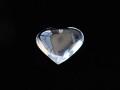 CCD188 【稀少】 レムリアンシードクリスタル ハートシェイプ 145g