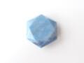TP0116 トロレアイト(トロル石) ヘキサグラム(六芒星) 129g