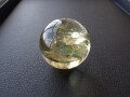 OD0095 オウロヴェルデクォーツ(Ouro verde quartz) スフィア(丸玉) 直径:33.6mm