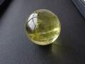 OD0099 オウロヴェルデクォーツ(Ouro verde quartz) スフィア(丸玉) 直径:43.3mm