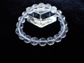 CC0525 ガネーシュヒマール産 ヒマラヤ水晶 10mm ブレスレット