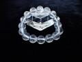 CC0530 ガネーシュヒマール産 ヒマラヤ水晶 12mm(16粒) ブレスレット