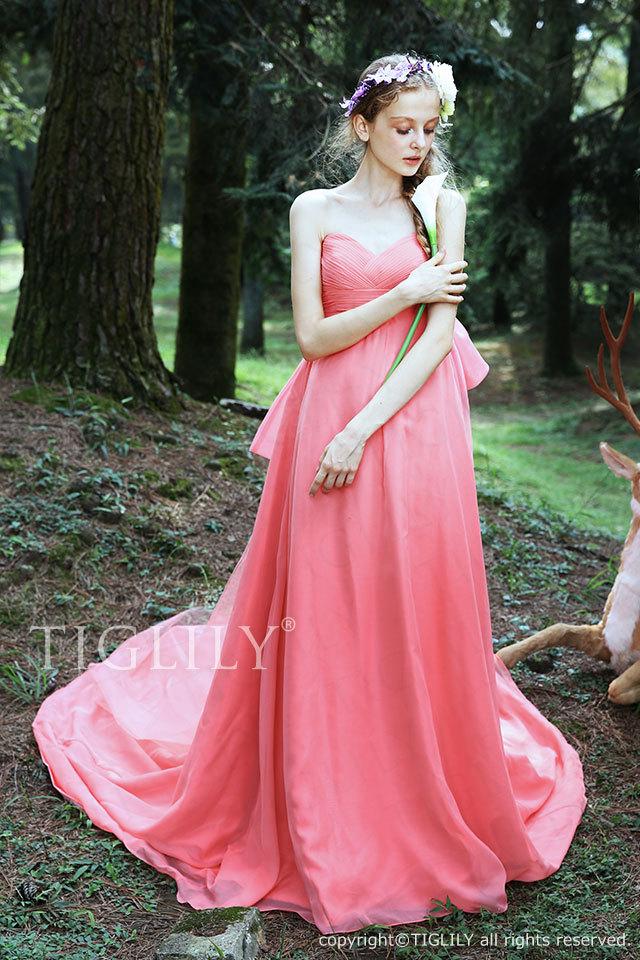 c130 TIGLILY カラードレス