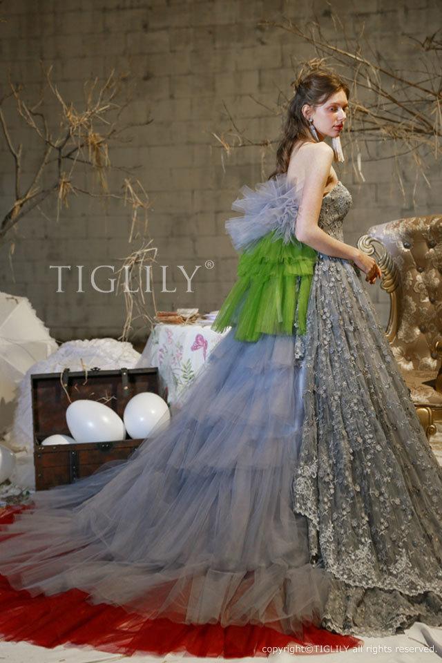 ラネ Lana c555 TIGLILY ティグリリィ