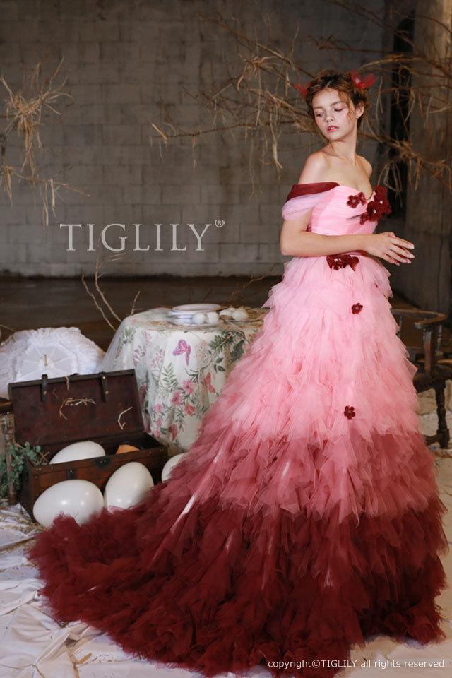 マージェ Mager c557 TIGLILY ティグリリィ