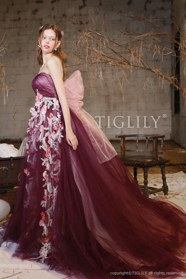レセル Lecele c563 TIGLILY ティグリリィ