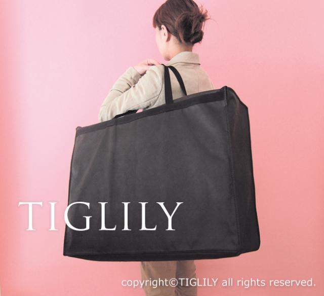TIGLILY ドレスバッグ