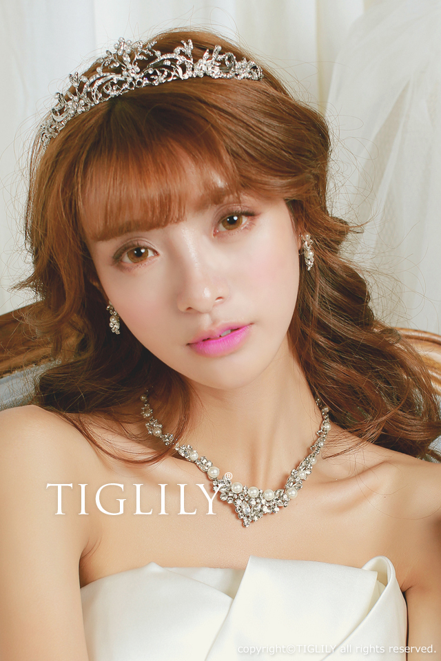 TIGLILY ネックレス n006