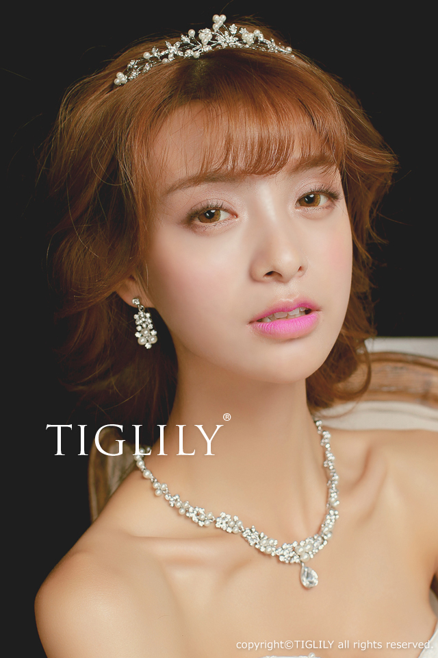 TIGLILY ネックレス n007