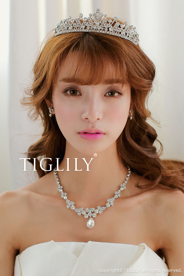 TIGLILY ネックレス n010