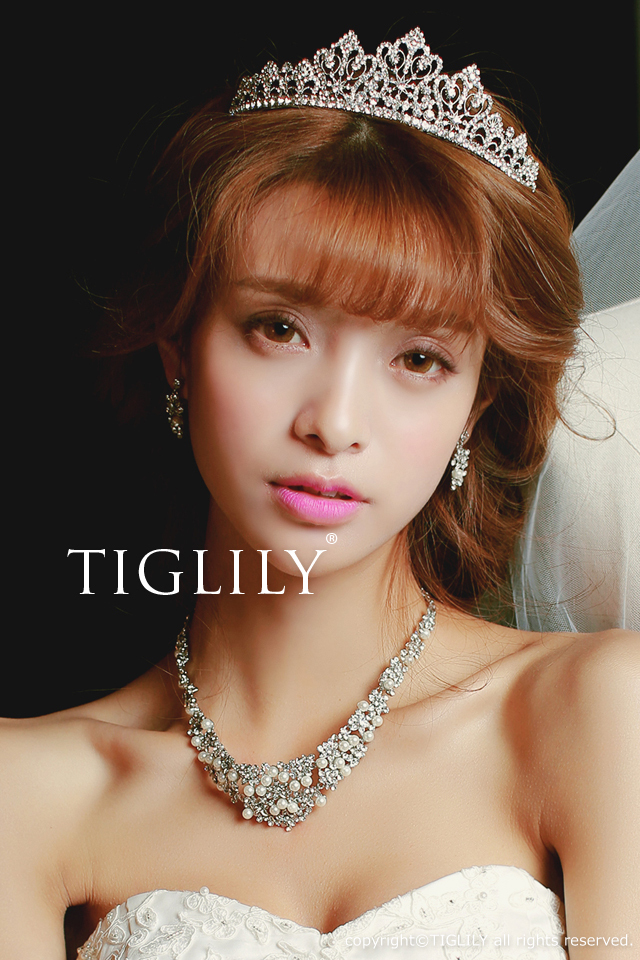 TIGLILY ネックレス n011