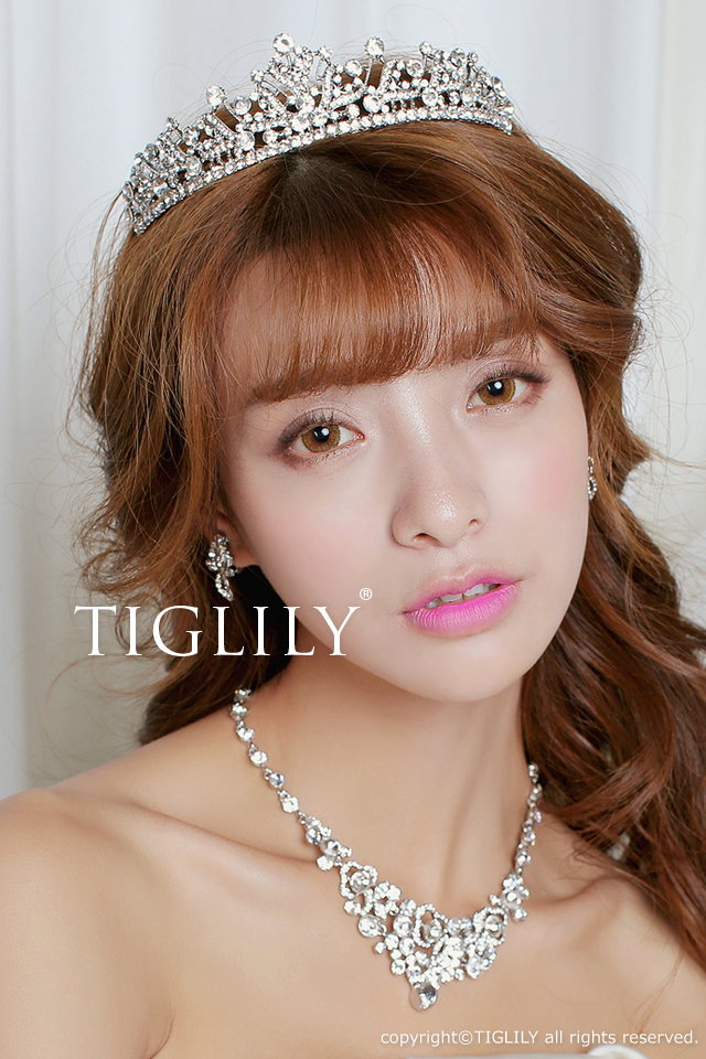 TIGLILY ネックレス n012