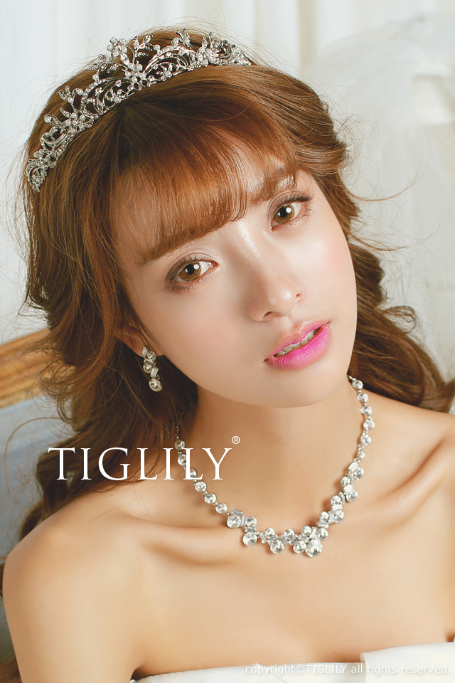 TIGLILY ネックレス n013