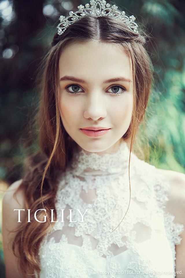 TIGLILY ティアラ t003