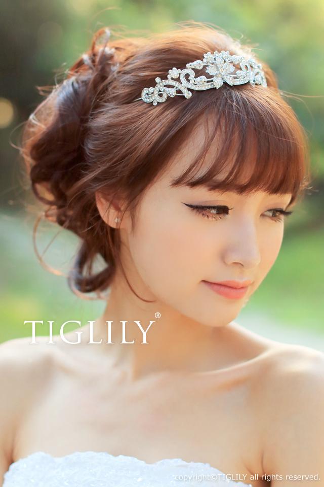 TIGLILY ティアラ t004