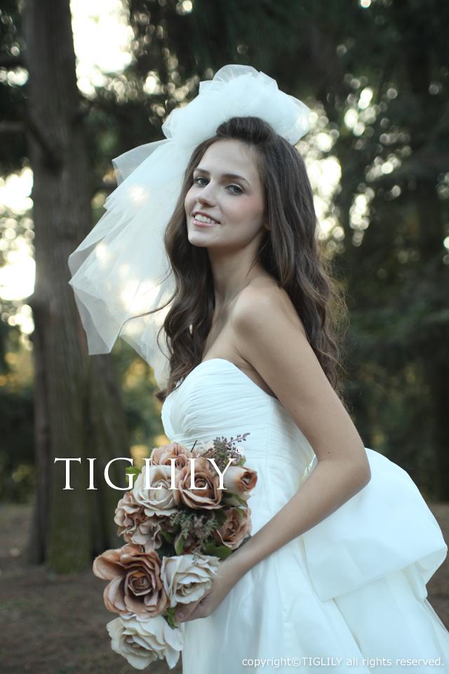 TIGLILY ベール v013