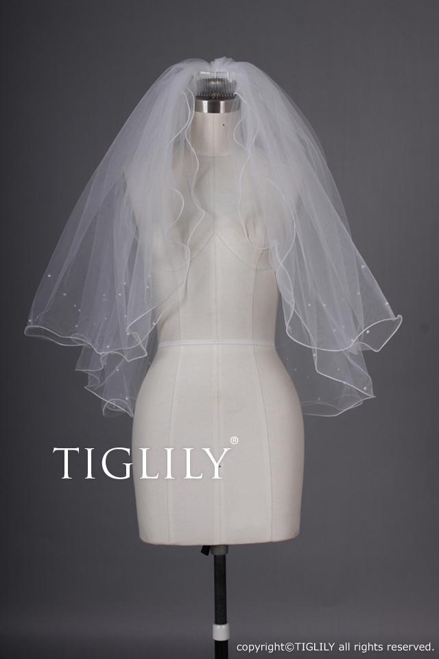 TIGLILY ベール v043