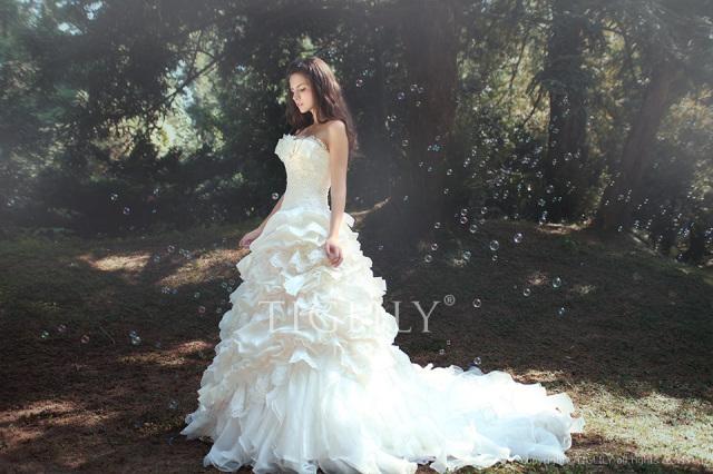 w1118 TIGLILY ティグリリィ ホワイトドレス