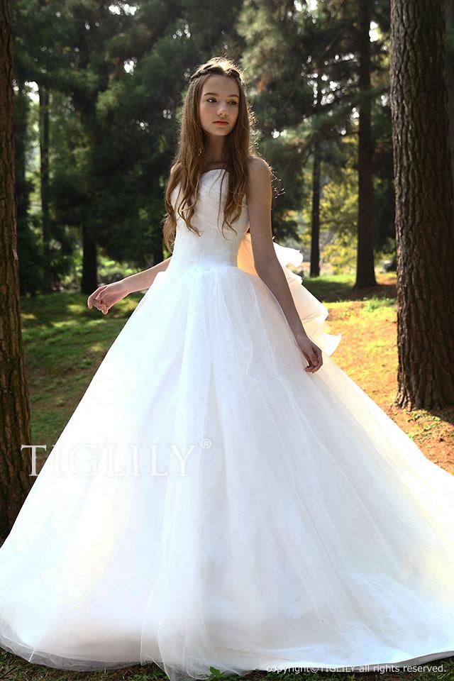 w2009 TIGLILY ホワイトドレス マリー Mary