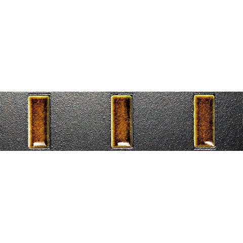 内装壁ボーダータイル トラスパレンツェ PI-L7551BHP