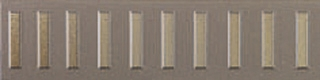 内装壁ボーダータイル ラローサ AZ-O7423BHP