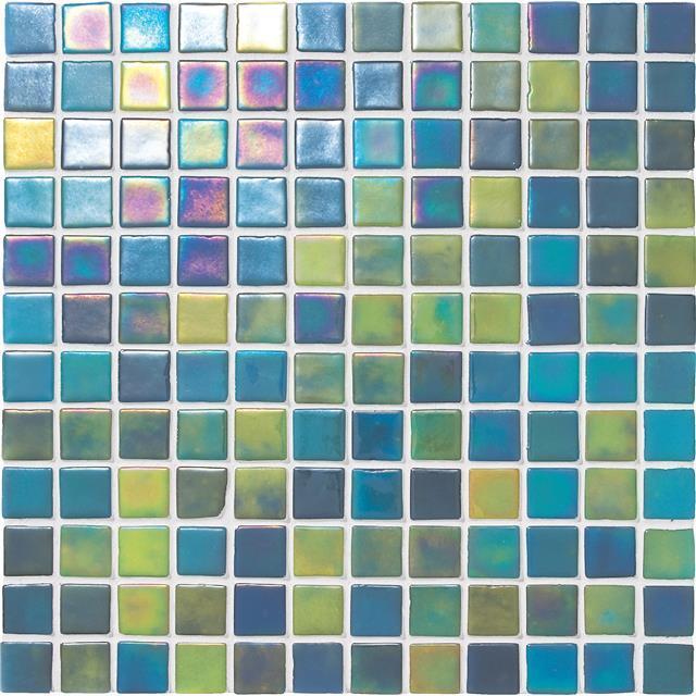 アートモザイク オニックスガラスモザイク(アクア) OV-T7255HP