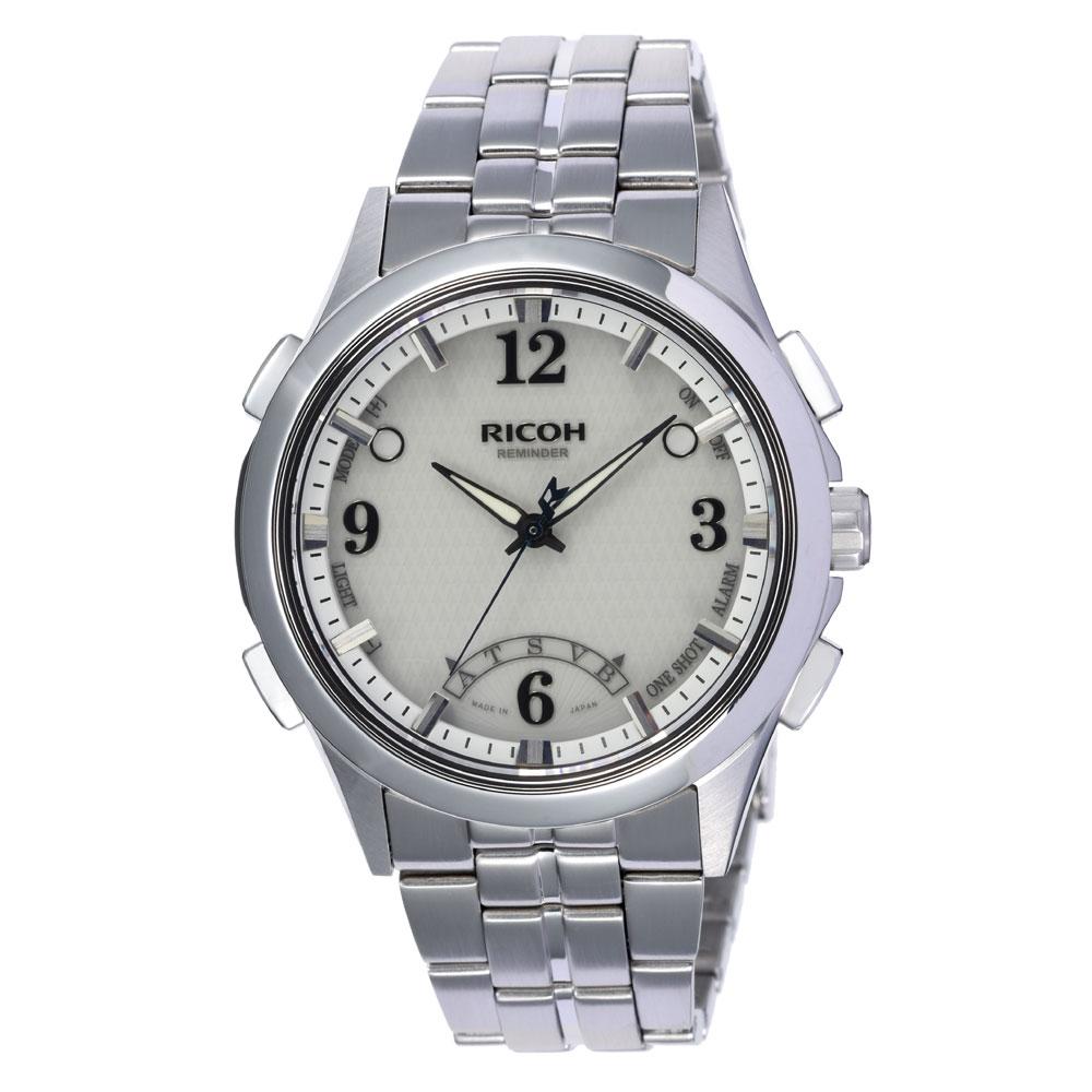 振動アラーム付き腕時計リマインダー660108-02