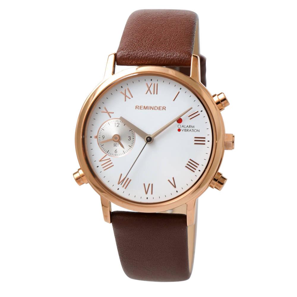 振動アラーム腕時計 866004-31
