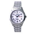 ソーラー発電タイプ腕時計 アトランタ 697004-11