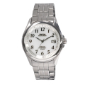 サファイアガラスを使用したソーラー発電タイプ腕時計 アトランタ 697005-01