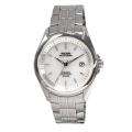 サファイアガラスを使用したソーラー発電タイプ腕時計 アトランタ 697005-02