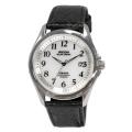 サファイアガラスを使用したソーラー発電タイプ腕時計 アトランタ 697005-05