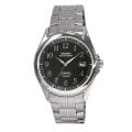 サファイアガラスを使用したソーラー発電タイプ腕時計 アトランタ 697005-11