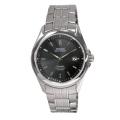 サファイアガラスを使用したソーラー発電タイプ腕時計 アトランタ 697005-12