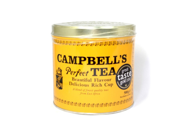 Campbell's Perfect Tea         キャンベルズ・パーフェクト・ティー/500g缶