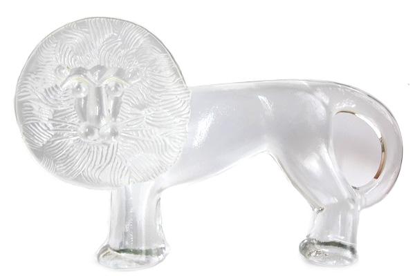 BODA           ライオン/ガラス製品 (Lサイズ)