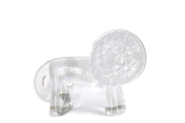 BODA           ライオン/ガラス製品 (Mサイズ)