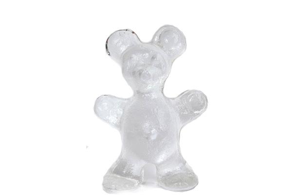 Bergdala glasbruk            万歳のクマ / ガラス製品