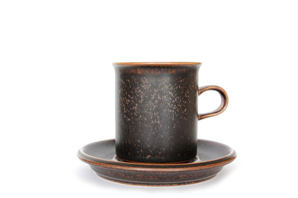 ARABIA ルスカ            コーヒーカップ&ソーサー160ml / C1