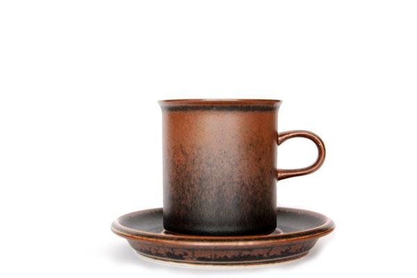 ARABIA ルスカ            コーヒーカップ&ソーサー160ml / C3