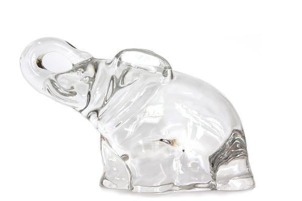 REIJMYRE            象 / ガラス製品 (ペーパーウェイト)