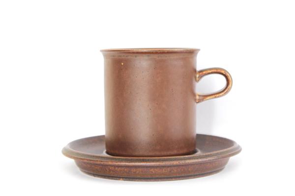 ARABIA ルスカ            コーヒーカップ&ソーサー160ml/CS2