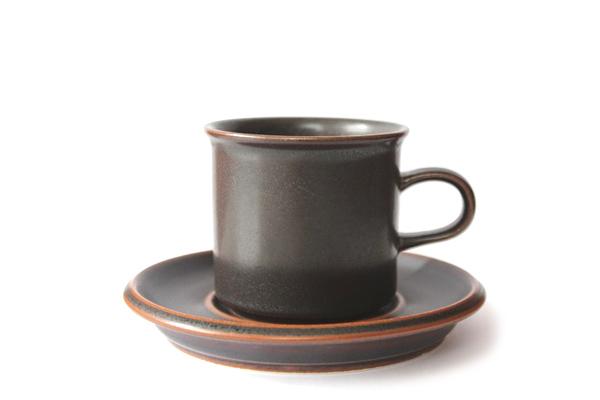ARABIA ルスカ            コーヒーカップ&ソーサー/ mini No.2