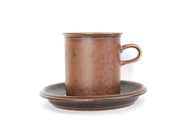 ARABIA ルスカ            コーヒーカップ&ソーサー160ml/CS3
