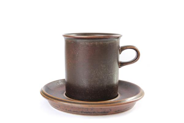 ARABIA ルスカ            コーヒーカップ&ソーサー160ml/S1