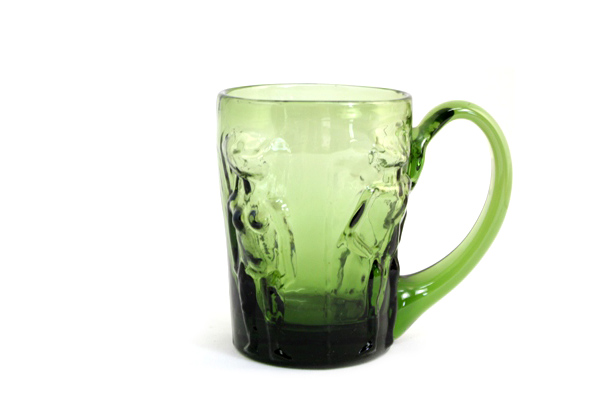 Erik Hoglund           Beer Mug (グリーン)
