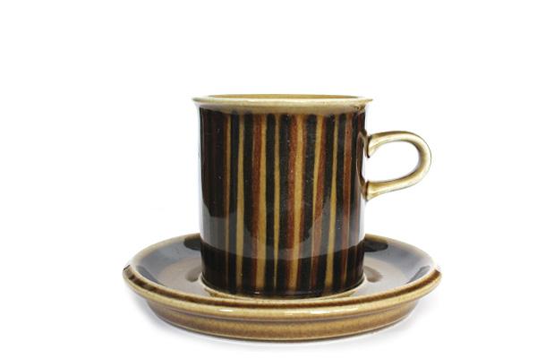 ARABIA コスモス            コーヒーカップ&ソーサーC1