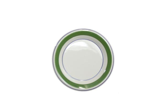 ARABIA クロッカス       プレート17cm(グリーン1)
